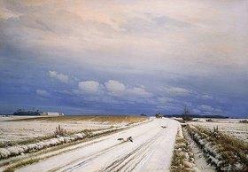 Anders Andersen-Lundby: Winterlandschaft