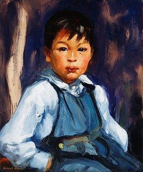 Robert Henri: Eine Junge aus New Mexico