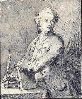 Pietro Antonio Novelli: Bildnis eines Mannes