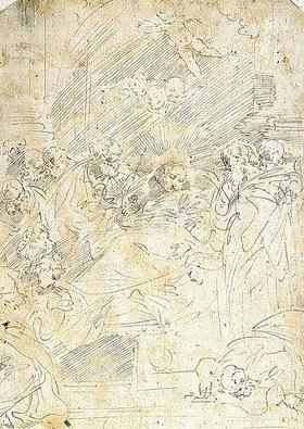 Donato Creti: Tod der Maria