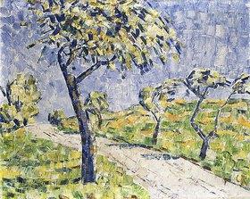 Christian Rohlfs: Herbstlandschaft