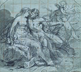 Pierre Charles Tremolières: Herkules und Hebe