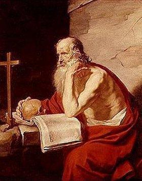 Jacques Blanchard: Der büßende hl.Hieronymus
