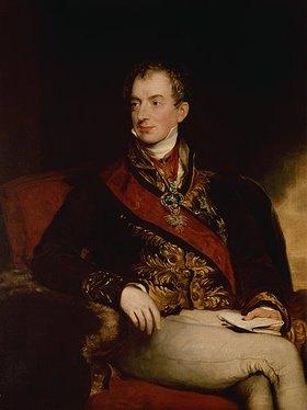 Sir Thomas Lawrence: Fürst Metternich, österr.Staatsmann