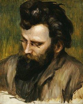 Auguste Renoir: Portrait von Claude Terrasse