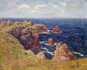 Henri Moret: Die bretonische Küste