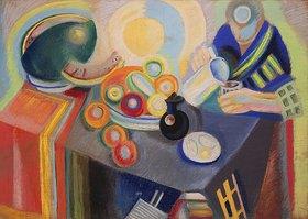 Robert Delaunay: Portugiesische Einschenkerin (La Verseuse Portugaise)