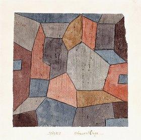 Paul Klee: Häuser-Enge