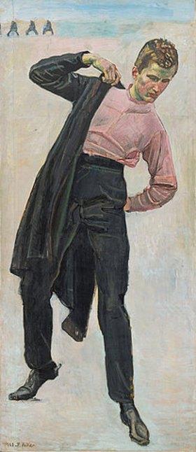 Ferdinand Hodler: Jenenser Student