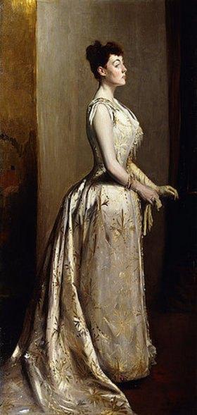 Jacques-Emile Blanche: Porträt einer Dame