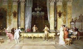 Francesco Beda: Das Billiardspiel