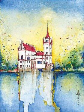 Annette Bartusch-Goger: Österreich, Salzburg: Schloss Anif