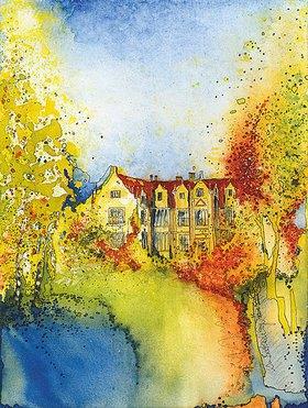 Annette Bartusch-Goger: England, West Sussex: Wakehurst Place Garden in Ardingly