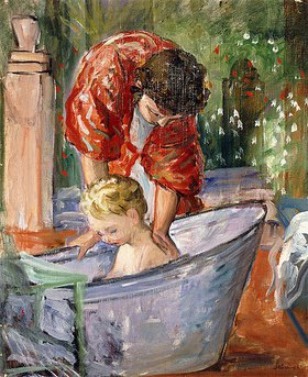 Henri Lebasque: Das Bad (Le Bain)