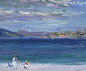 Francis Campbell Boileau Cadell: The Tale of Mull from Iona