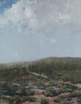 William Merrit Chase: In den Dünen