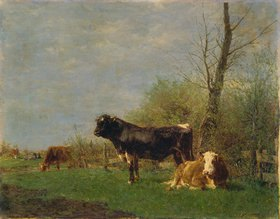 Viktor Weishaupt: Viehstück