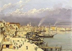 Antonietta Brandeis: Ansicht von Venedig