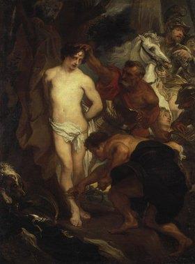 Anthonis van Dyck: Das Martyrium des hl.Sebastian