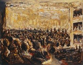 Max Liebermann: Konzert in der Oper