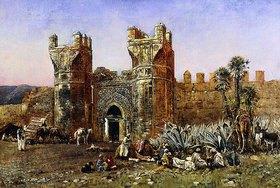 Edwin Lord Weeks: Das Tor von Shelah, Marokko