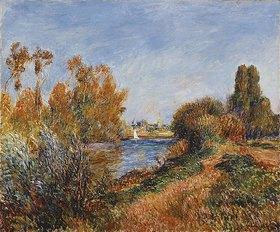 Auguste Renoir: Die Seine bei Argenteuil