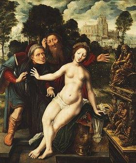 Jan Massys: Susanna und die beiden Alten