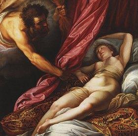 Abraham Janssens I: Jupiter und Semele