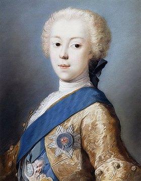 Rosalba Carriera: Brustbild des Prinzen Charles Edward Stuart