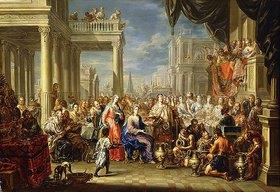 Johann Georg Platzer: Hochzeit zu Kana