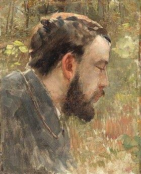 Henri Edmond Cross: Bildnis Seurats
