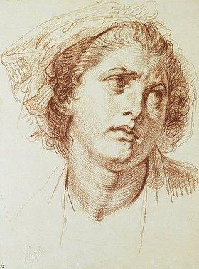 Jean Baptiste Greuze: Frauenkopf