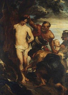 Anthonis van Dyck: Das Martyrium des heiligen Sebastian