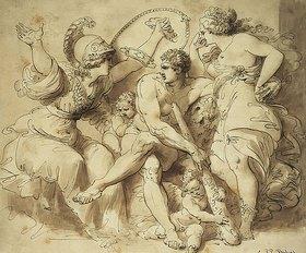 Giuseppe Cades: Herkules am Scheideweg
