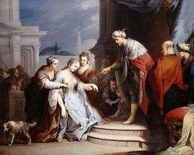 Jacopo Amigoni: Esther vor Ahasveros