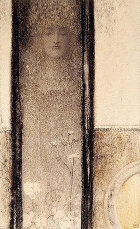 Fernand Khnopff: Femme Mysterieuse