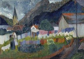 Marianne von Werefkin: Im Dorf