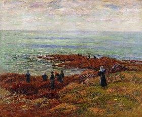 Henri Moret: Die bretonische Küste (La Côte Bretonne)