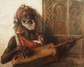 Aloysius O'Kelly: Der Musiker