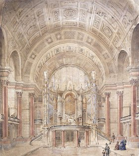 Charles Robert Cockerell: St George's Hall, Liverpool