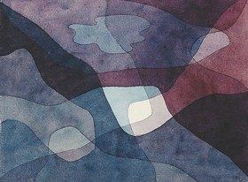 Paul Klee: Berg und Luft synthetisch