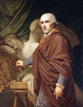 Johann-Baptist I Lampi: Antonio Canova (1757-1822)