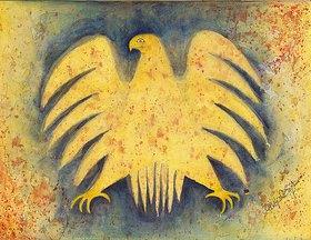 Annette Bartusch-Goger: Deutschland-Adler. 2013 (Adler ohne Worte)