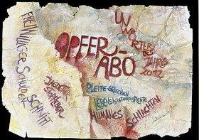 Annette Bartusch-Goger: Unworte des Jahres