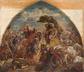 Alfred Rethel: Die Schlacht bei Cordoba