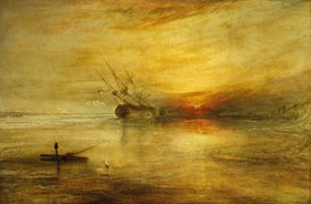 Joseph Mallord William Turner: Fort Vimieux