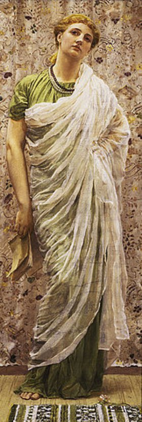 Albert Moore: The End of the Story
