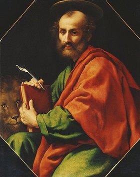 Carlo Dolci: Der heilige Markus
