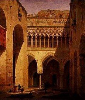 Leo von Klenze: Der Palazzo Rufolo in Ravello