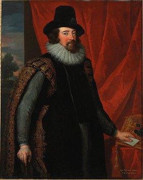 John Vanderbank d.J.: Bildnis des Sir Francis Bacon (1561-1626)